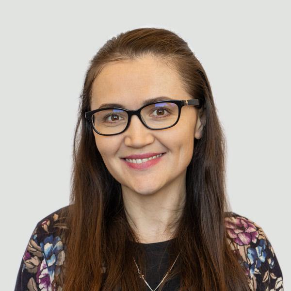 Olesya Anisimova, CPA