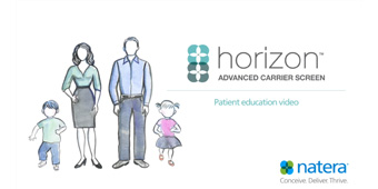 About Horizon Genetic Carrier Screening