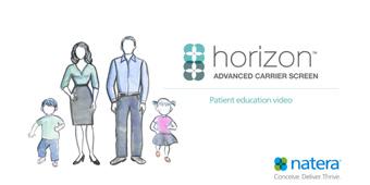 About Horizon Genetic Carrier Screening